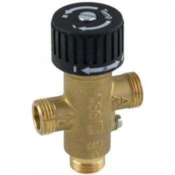 """Смеситель термостат LK 550 Aquamix 3/4"""" x 38-65°С"""