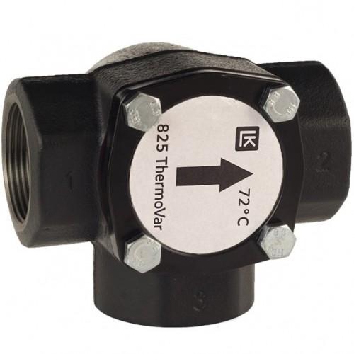 """Трехходовой термостатический клапан LK 820 ThermoVar 1 1/2"""" x 72°С"""