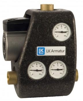 """Смесительный узел LK 810 ThermoMat G - 1 1/4"""" x 60°С"""