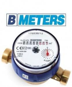 "Счетчик холодной воды Bmeters GSD-8 1/2"" x 80 мм"