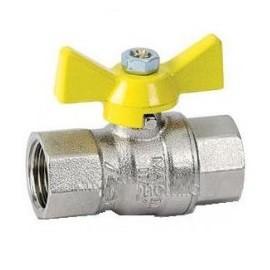 """7952 Кран шаровый газовый Bonomi GAS - 3/4"""" ВВ"""