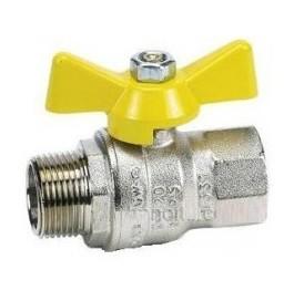 """7955 Кран шаровый газовый Bonomi GAS - 3/4"""" HВ"""