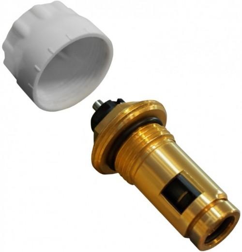 """50456 Термоклапан для стального радиатора Oventrop - 1/2"""" x M30 x 1.5"""