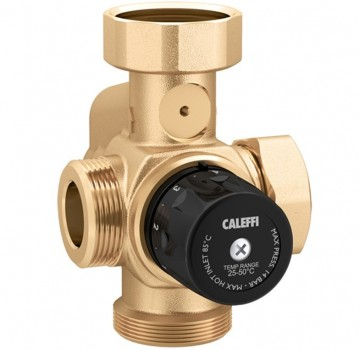 166001 Смесительный узел Caleffi 25-50ºС