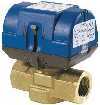 """7.013.00320 Двухходовой клапан с приводом MUT VMR 20-2 SPDT CR - 3/4"""""""