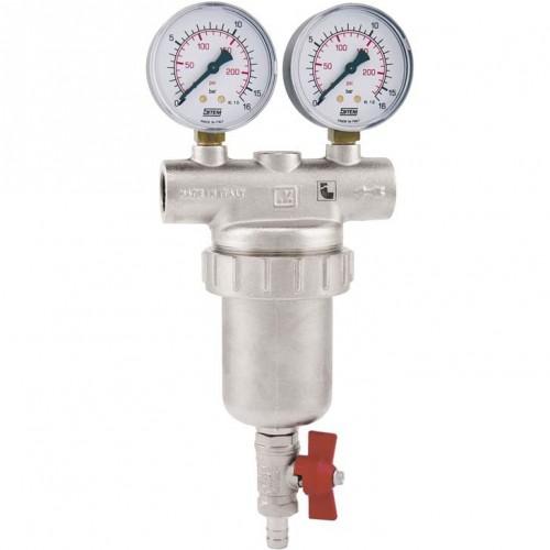 """Фильтр для горячей воды и системы отопления Malgorani - 1 1/4"""""""