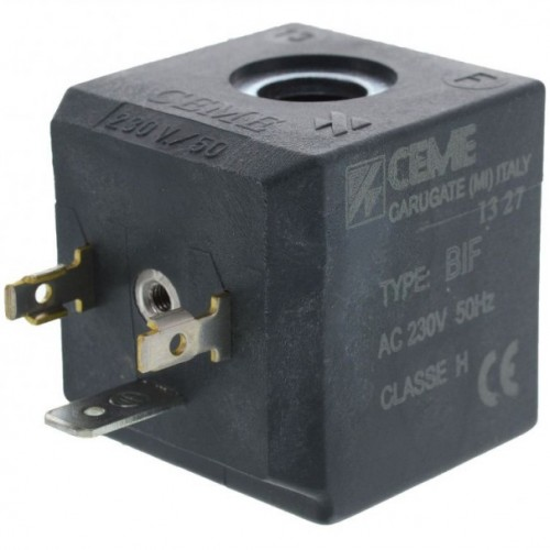 Катушка для клапана CEME B6 ( ~220, 50HZ)