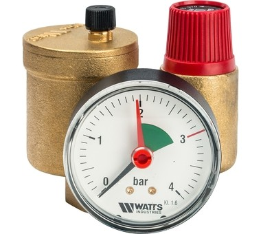 "Группа безопасности котла Watts KSG 30 N (mini) 1"" x 3 бар"