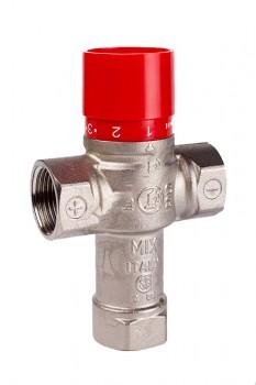 "R156X004 Смеситель термостат Giacomini 3/4"" х 38-60°C"