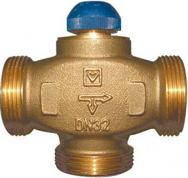 "Трехходовой клапан Herz Calis-TS-RD DN25 - 1 1/4"""