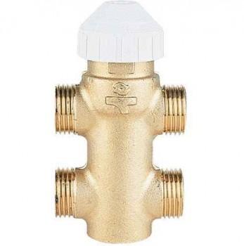 """Трехходовой зональный клапан для фанкойлов Watts - 3/4"""""""