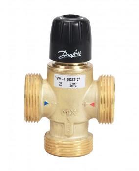 """003Z1120 Термостатический смесительный клапан Danfoss TVM-H25 1"""" x 30-70°C"""