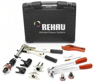 Аренда инструмент ручной REHAU (залог 6000 грн)