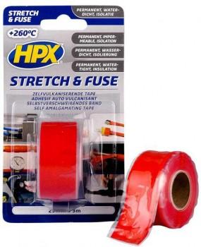 SO2503 Вулканизирующая лента красная HPX (12bar/260°С) - 25мм х 3м