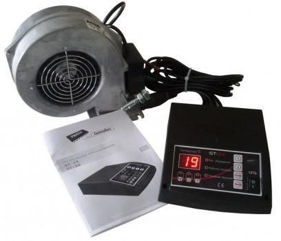 "Автоматика для твердотопливного котла - ""Tech ST-24 Sigma"""