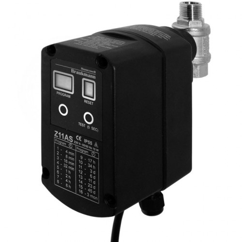 Привод автоматической промывки Honeywell Z11AS-1/2A