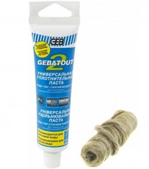 103104 Набор для паковки Gebatout 2 (паста 80мл. + пакля 18г.)