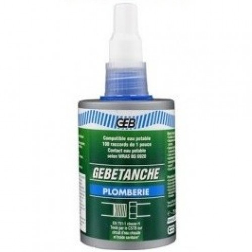 114629 Жидкость для паковки Gebetanche Plomberie - 75мл
