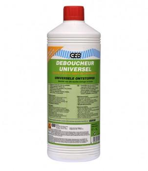875005 Средство для прочистки канализации Deboucher Universal - 1л