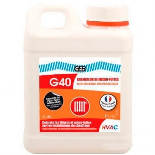 870117 G40 Жидкость антитечь Colmateur Micro Fuites - 1л