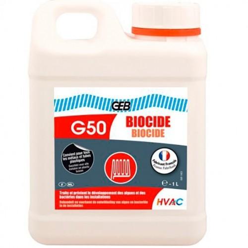 870119 G50 Жидкость биоцид Biocide - 1л