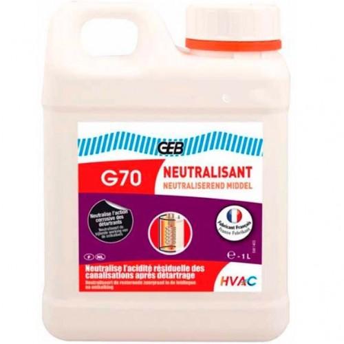 870126 G70 Жидкость нейтрализатор кислотности Neutralisant - 1л