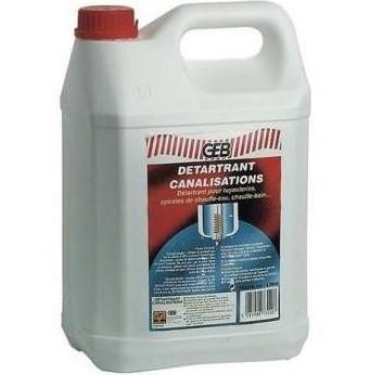 873003 Жидкость для удаления накипи Detartrant Canalisations - 5л
