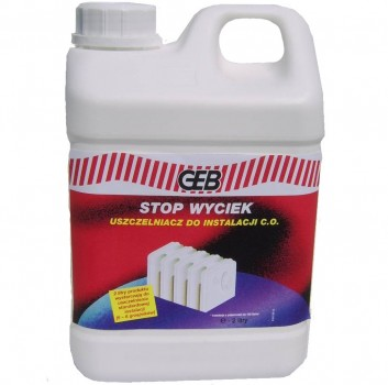 873002 Жидкость для обезвреживания микротечей Stopleak - 2л