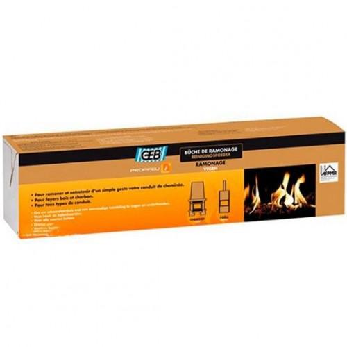 821585 Полено для чистки дымоходов Propfeu Buche De Ramonage