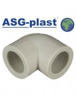Колено ASG-plast 40x90°