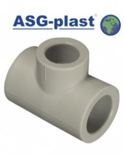 Тройник ASG-Plast 110 x 63 x 110
