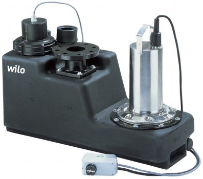 Напорная канализационная установка Wilo DrainLift S 1/5