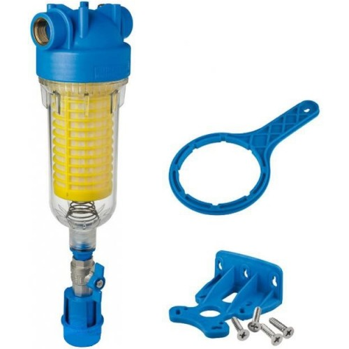 """Фильтр самопромывной для холодной воды Atlas Hydra - 1"""""""