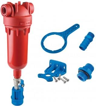 """Фильтр самопромывной для горячей воды Atlas Hydra HOT - 3/4"""""""