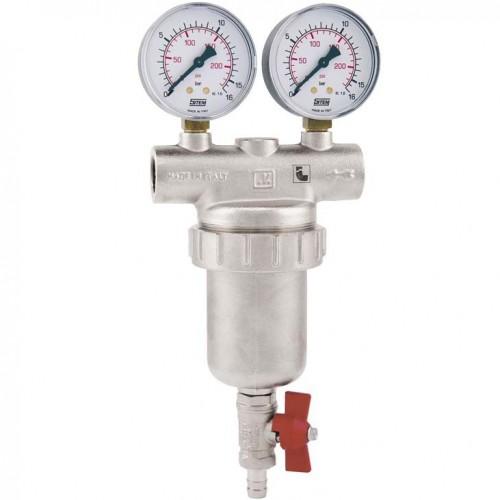 """Фильтр для горячей воды и системы отопления Malgorani - 1 1/2"""""""