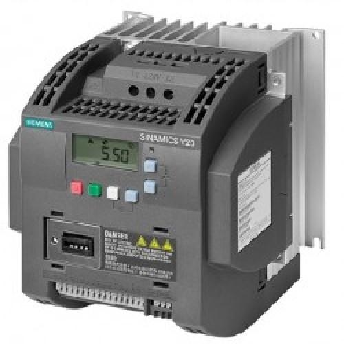 Частотный преобразователь Siemens Sinamics V20 - 4 кВт (6SL3210-5BE24-0UV0)