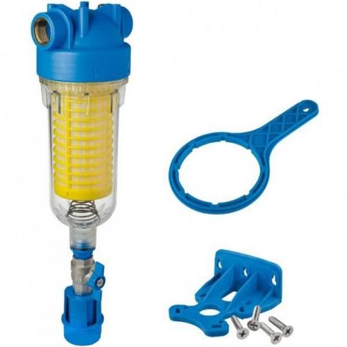 """Фильтр самопромывной для холодной воды Atlas Hydra - 1 1/2"""""""