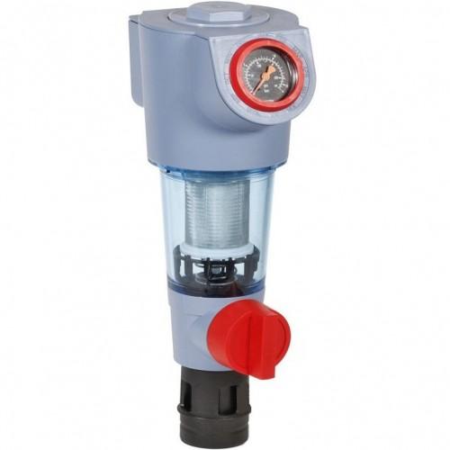 Фильтр самопромывной обратной промывки Honeywell F74CS-1 1/4 AA