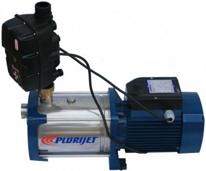 Насосная установка с частотным преобразователем Pedrollo PLURIJETm 4/200-N (Sirio Entry 230)