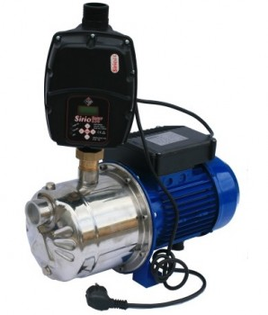 Насосная установка с частотным преобразователем Speroni CAM 198 (Sirio Entry 230)