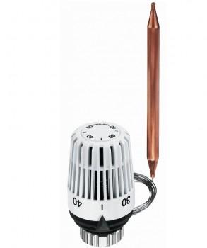 6602-00.500 Термоголовка с погружным зондом Heimeier K 40-70°C