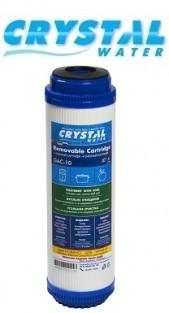 Картридж угольный насыпной Сrystal GAC-10