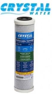 Картридж угольный прессованный Сrystal CTO-10