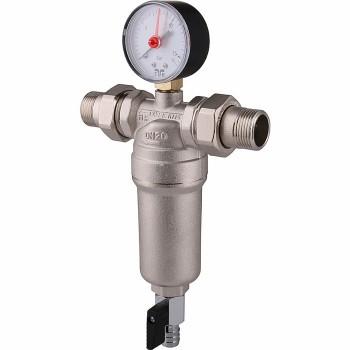 """Фильтр самопромывной для горячей воды Tiemme - 1/2"""""""