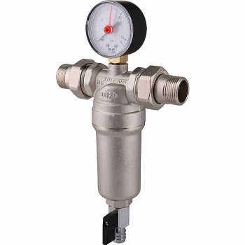 """Фильтр самопромывной для горячей воды Tiemme - 1"""""""