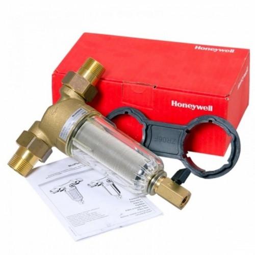 """Фильтр самопромывной для холодной воды Honeywell FF06 - 3/4"""" АА"""