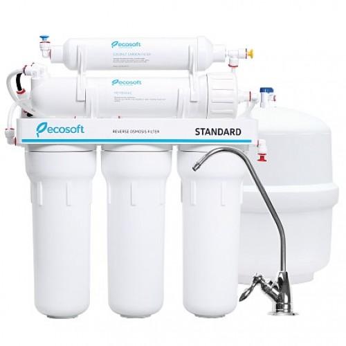 Система обратного осмоса Ecosoft Standard (MO550ECOSTD)