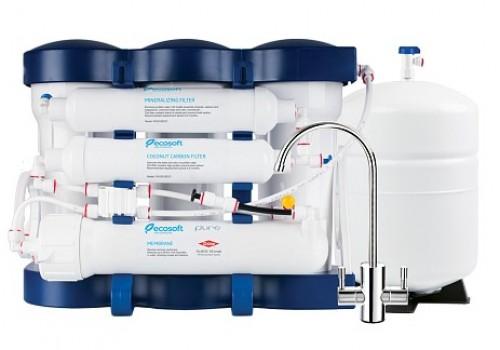 Система обратного осмоса Ecosoft P'URE (MO675MPURE)