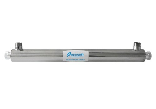Ультрафиолетовый обеззараживатель воды Ecosoft E-480