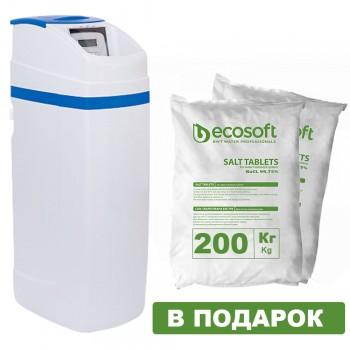 Фильтр умягчения воды Ecosoft FU 0835 CAB CE (кабинетного типа)